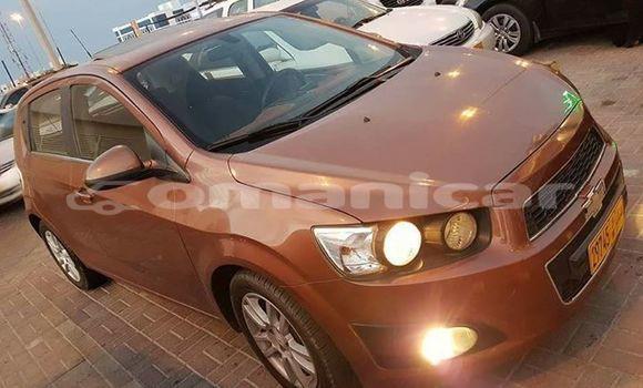 Buy Used Chevrolet Sonic Brown Car in Muscat in Masqat