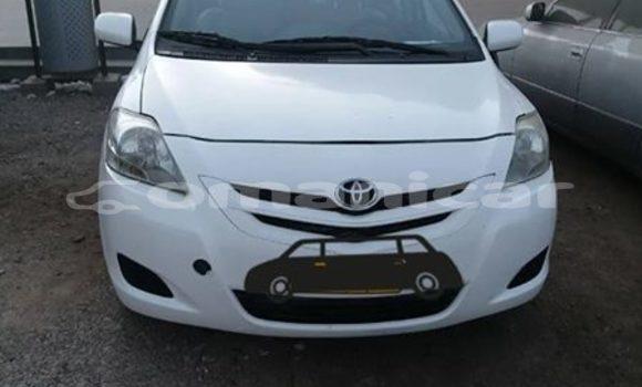 Buy Used Toyota Yaris White Car in Muscat in Masqat