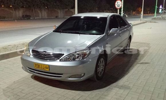 Buy Used Toyota Camry Silver Car in Rusayl in Rusayl