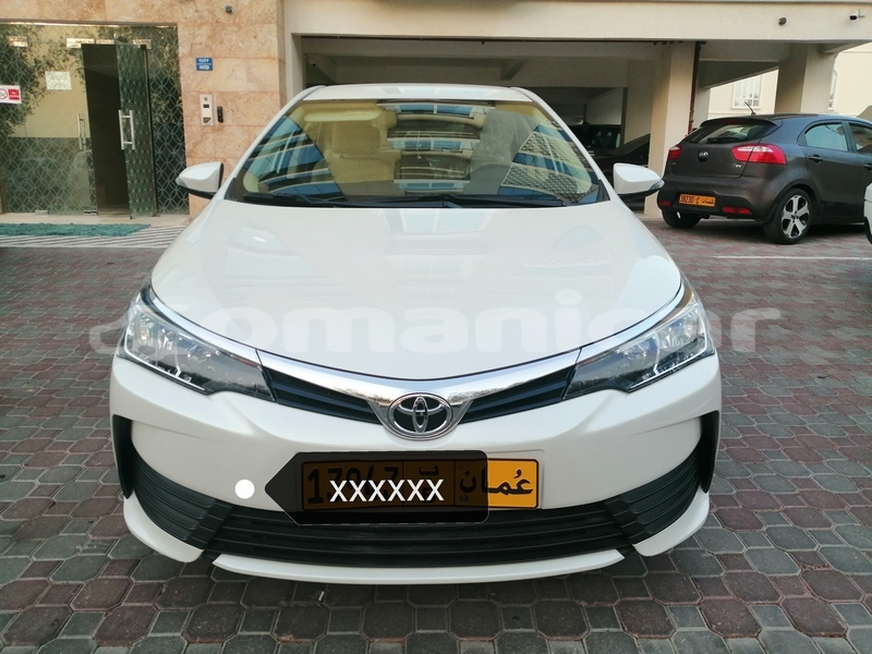 Big with watermark toyota corolla masqat masqat 3849