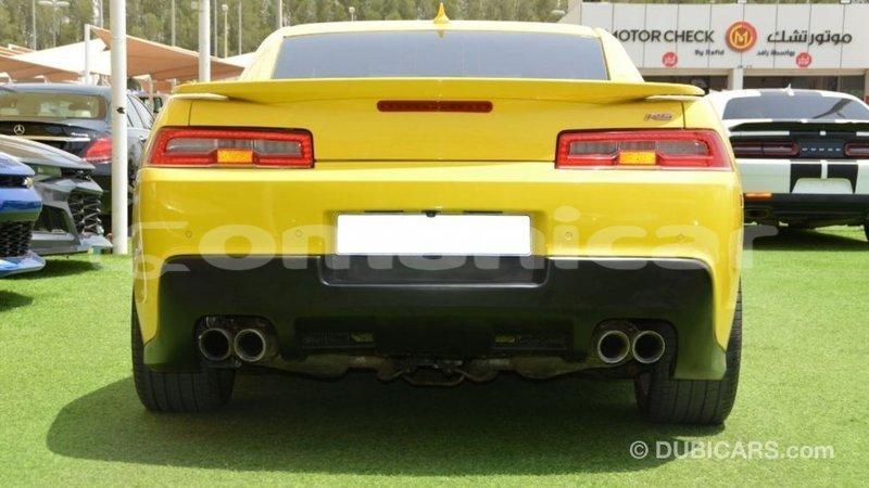 Big with watermark chevrolet camaro dhufar import dubai 3983
