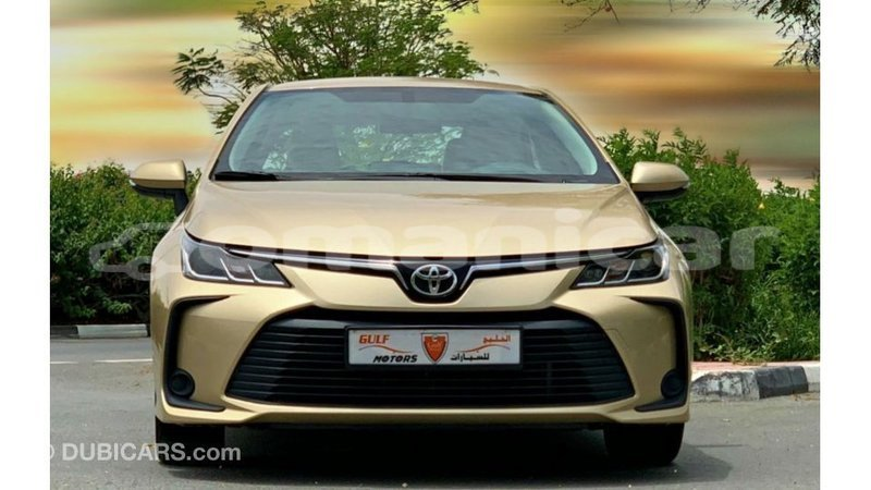 Big with watermark toyota corolla dhufar import dubai 4078