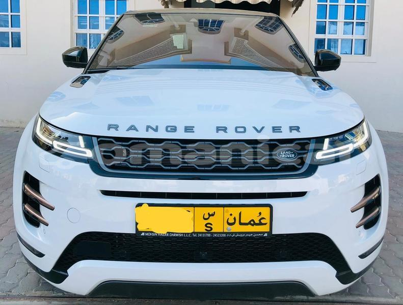 Big with watermark land rover range rover evoque masqat as sib 4619