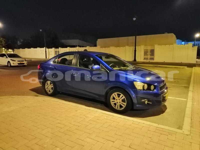 Big with watermark chevrolet sonic masqat muscat 4642