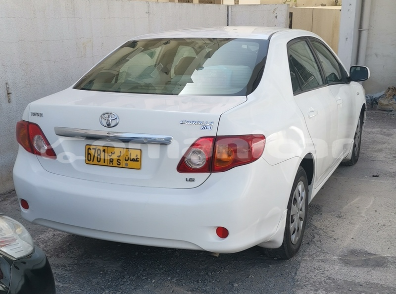 Big with watermark toyota corolla al batinah al khuwair 4794