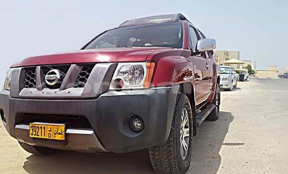 Buy Used Nissan Xterra Red Car in Muscat in Masqat