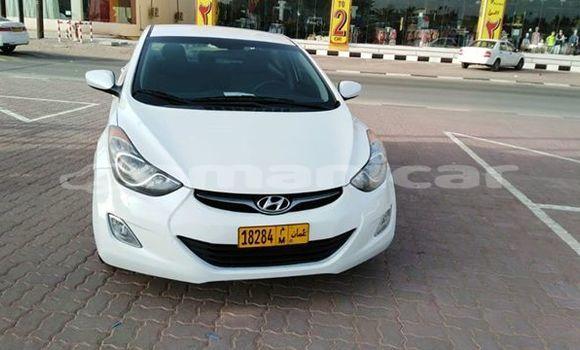 Buy Used Hyundai Elantra White Car in Muscat in Masqat